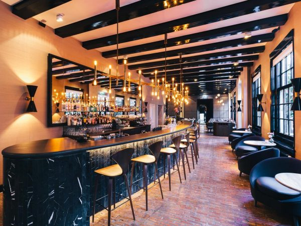 The Dylan Amsterdam Bar Brasserie Occo