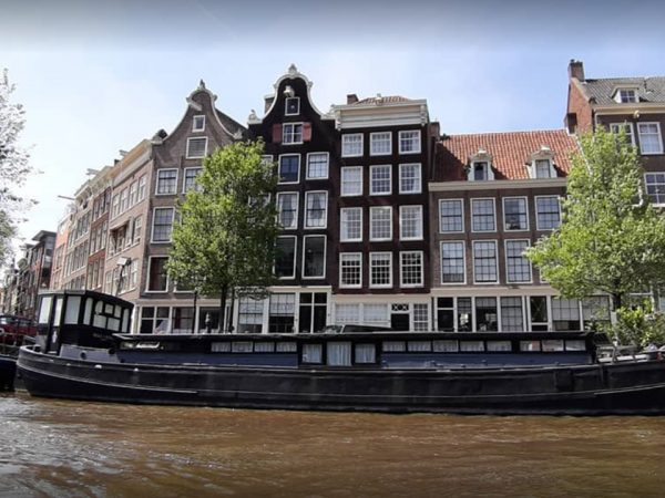 The Dylan Amsterdam Exterior