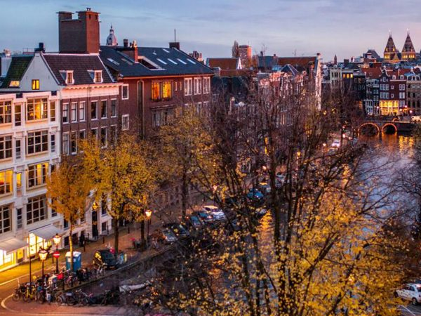 The Dylan Amsterdam Hotel View