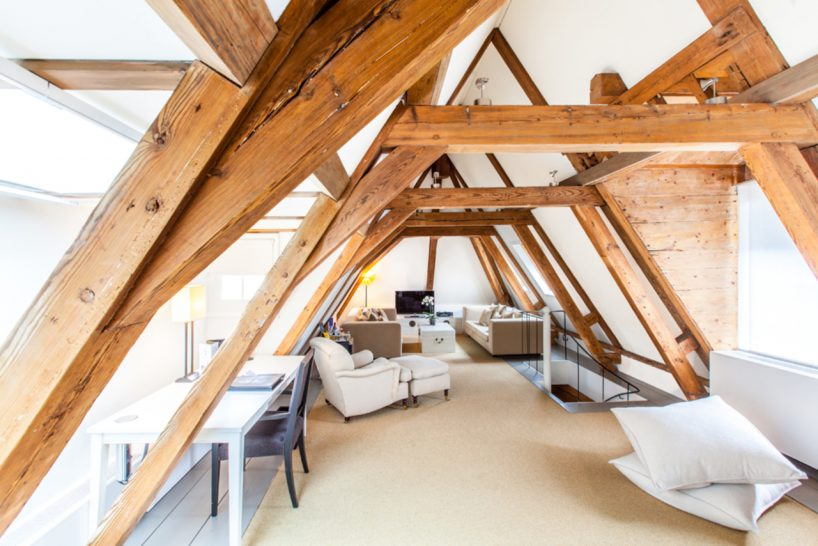 The Dylan Amsterdam Loft Suites