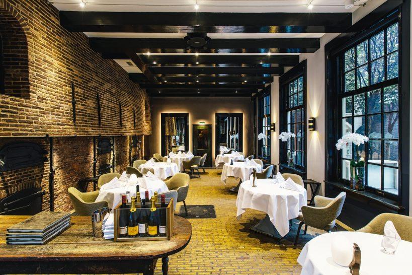 The Dylan Amsterdam restaurant vinkeles