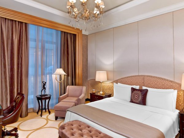 The St. Regis Moscow Nikolskaya Deluxe Room