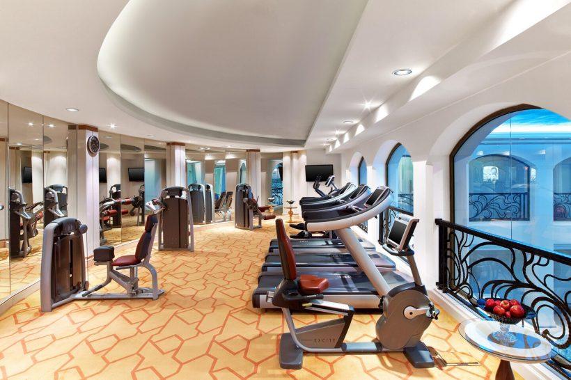 The St. Regis Moscow Nikolskaya Fitness Center
