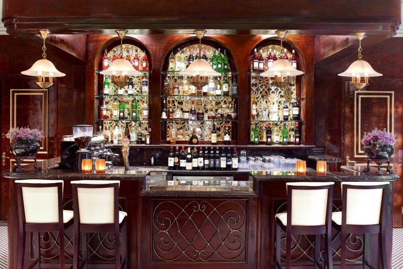 The St. Regis Moscow Nikolskaya Italian Osteria A Tavola Bar