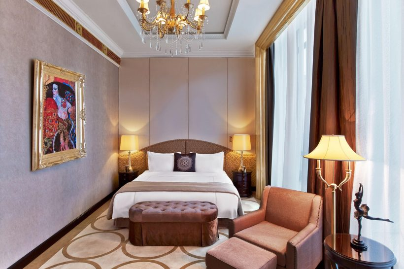 The St. Regis Moscow Nikolskaya Superior Room