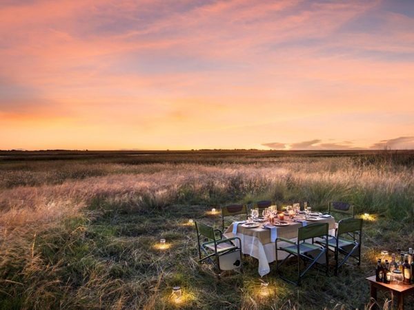 Time and Tide Lewanika Private Dining
