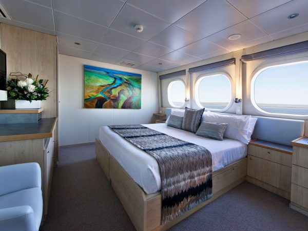 True North Adventure Cruises Explorer Class staterooms