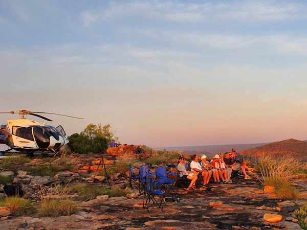 True North Adventure Cruises Sundowners