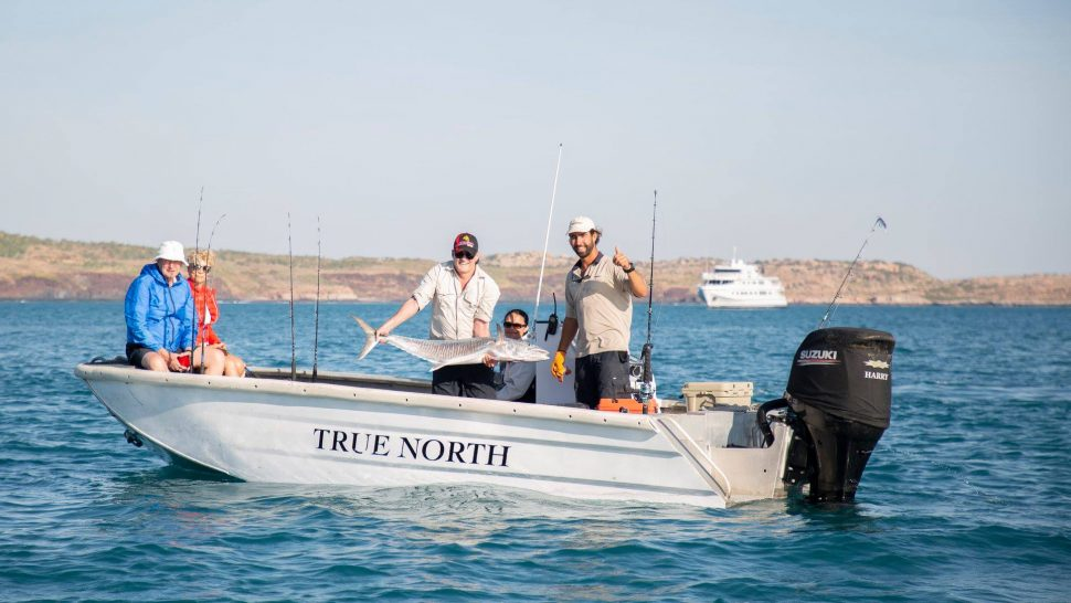True North Adventure Cruises adventure boat