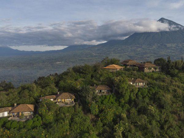 Virunga Lodge Exterior