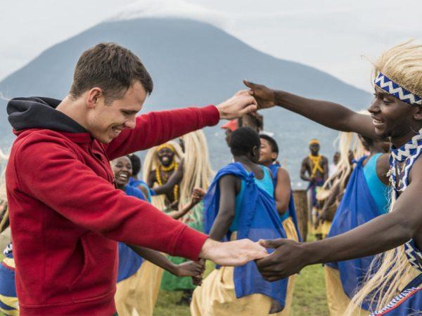 Virunga Lodge Intore Dancers