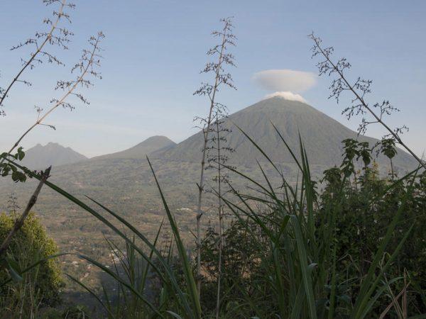Virunga Lodge Outside View