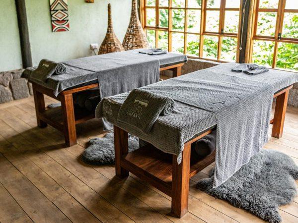 Virunga Lodge Spa