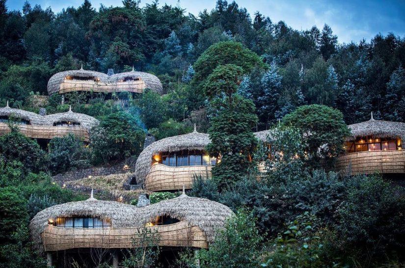 Bisate Lodge, Volcanoes National Park