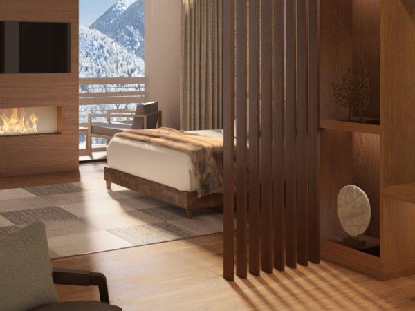 lefay resort & spa dolomiti, Italy Exclusive Spa Suite