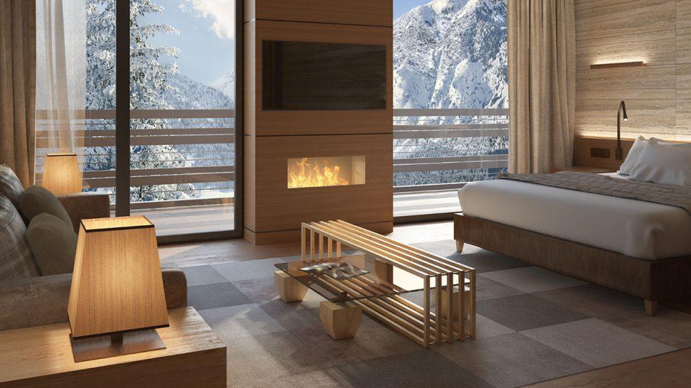lefay resort & spa dolomiti, Italy Family Suite