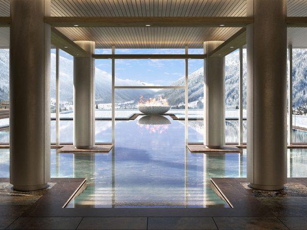lefay resort & spa dolomiti, Italy Interior View