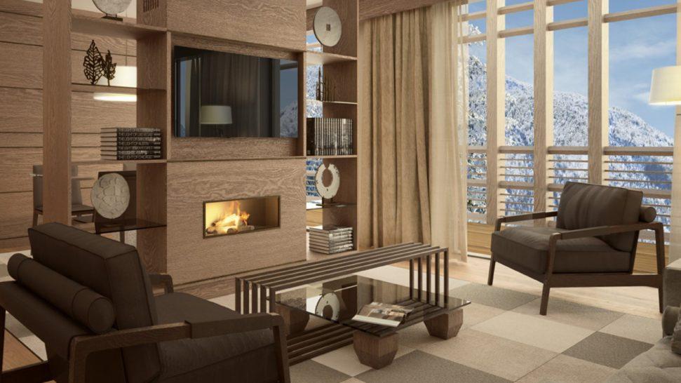 lefay resort & spa dolomiti, Italy Residences