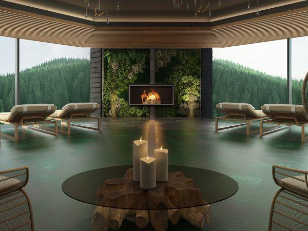 lefay resort & spa dolomiti, Italy Spa