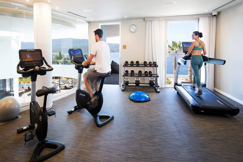 7Pines Resort Ibiza Gym