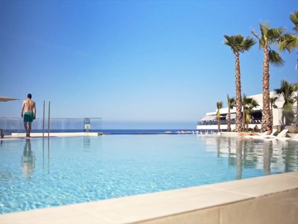 7Pines Resort Ibiza Infinity Pool Bar