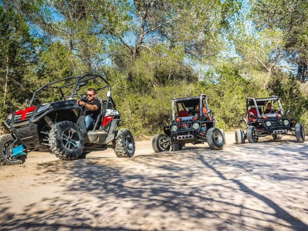 7Pines Resort Ibiza Quad & Buggy Tours