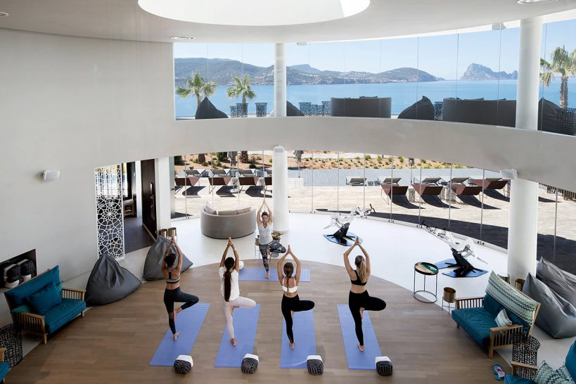 7Pines Resort Ibiza Yoga