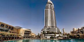 Address Downtown, Dubai