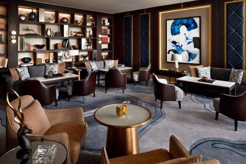 Address Downtown Dubai Cigar Lounge