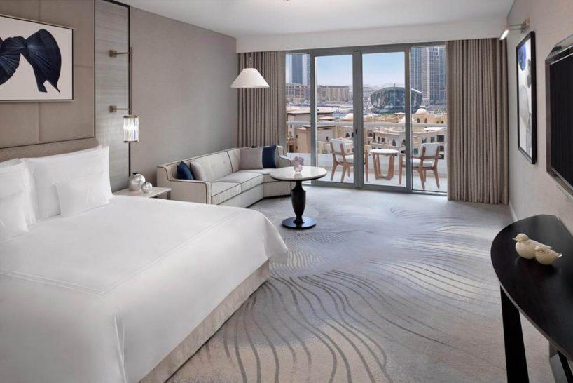 Address Downtown Dubai Club Fountain View Rooms