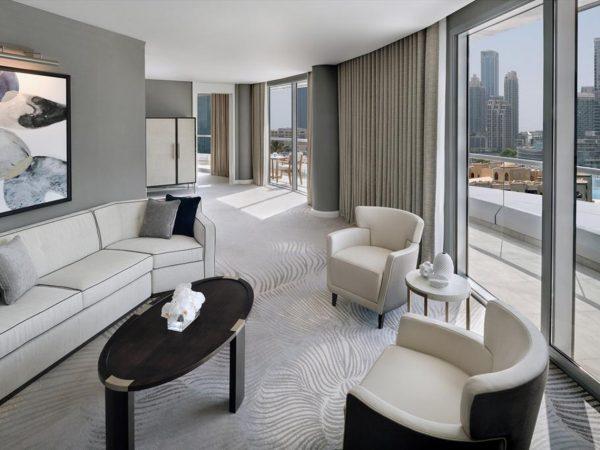 Address Downtown Dubai Executive Suites Fountain View