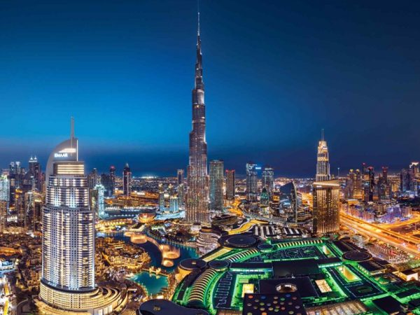 Address Downtown Dubai Fountain View