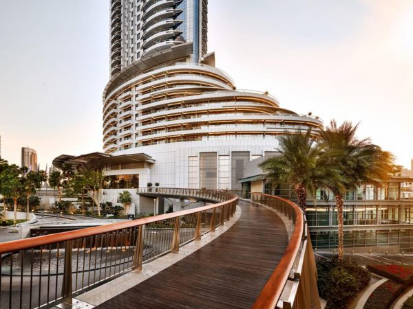 Address Downtown Dubai Hotel