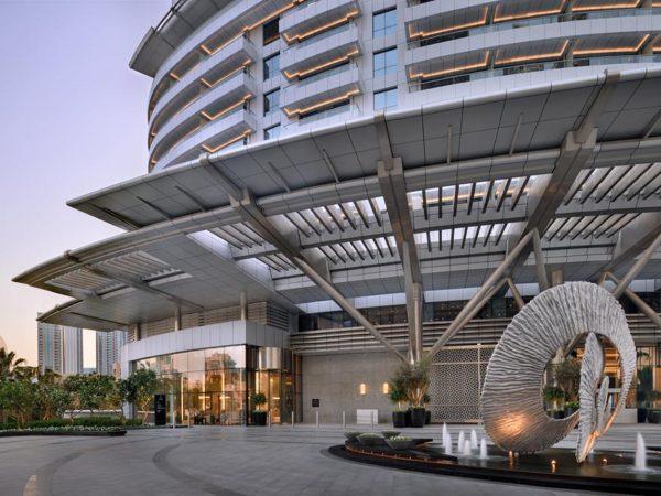 Address Downtown Dubai Lobby