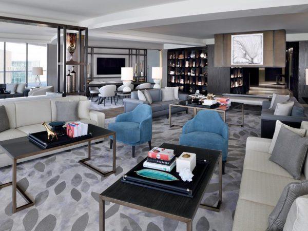 Address Downtown Dubai Lounge at Address Downtown