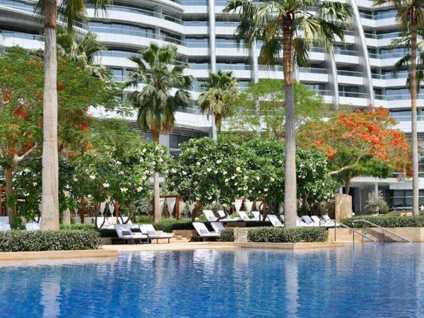 Address Downtown Dubai Pool View