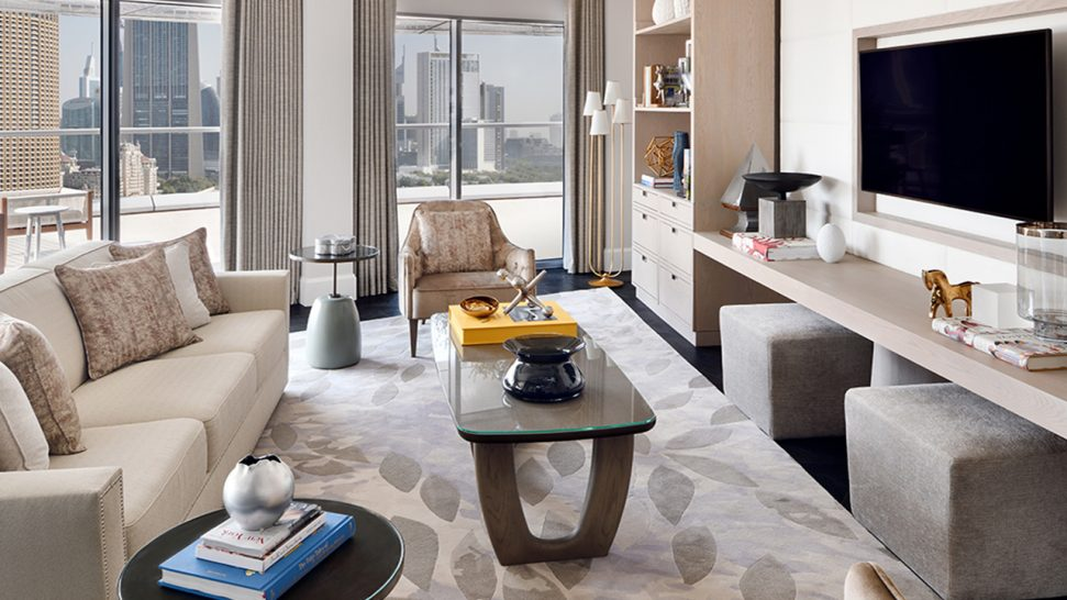 Address Downtown Dubai Signature Royal Suite