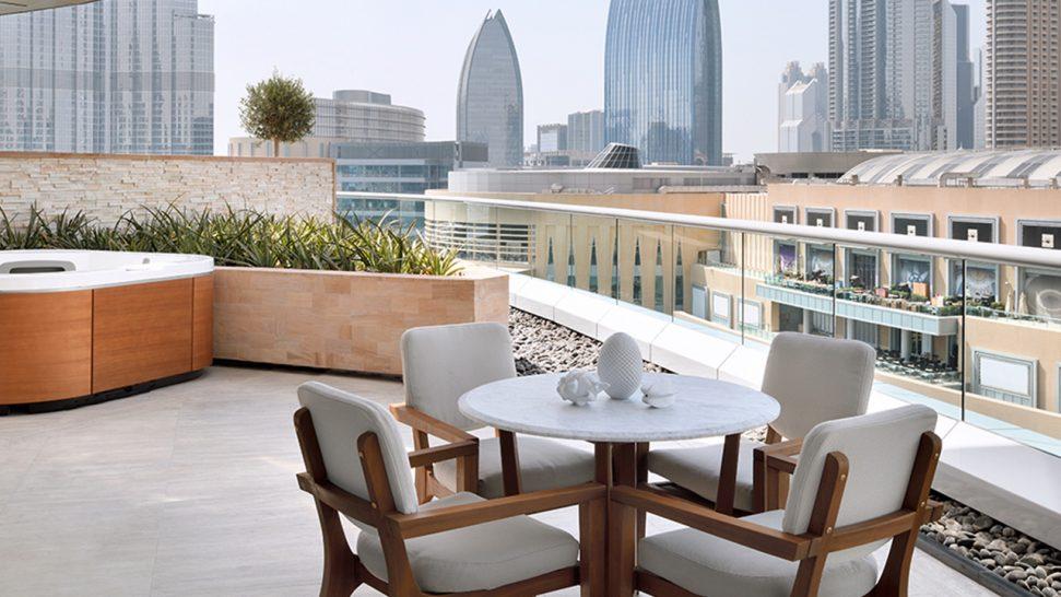Address Downtown Dubai Spa Suites