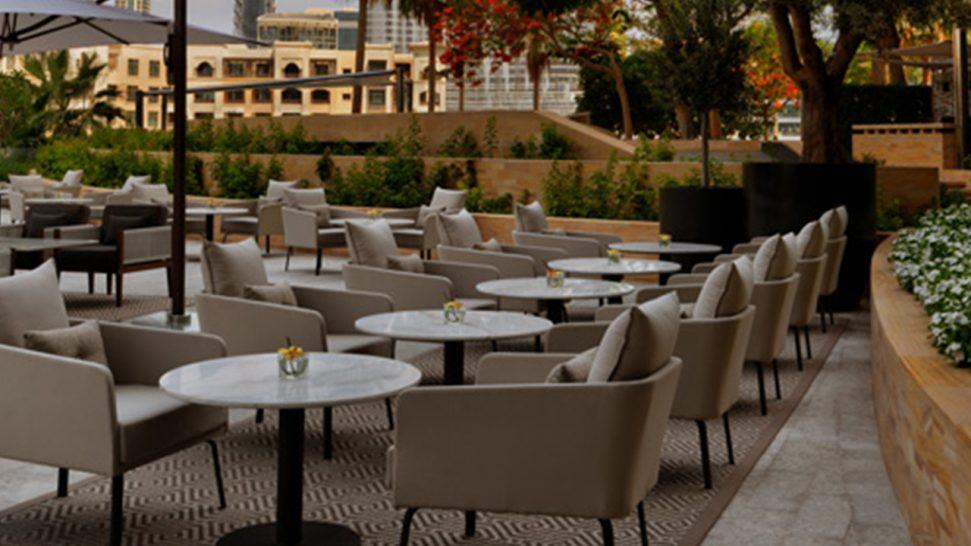 Address Downtown Dubai The Secret Garden