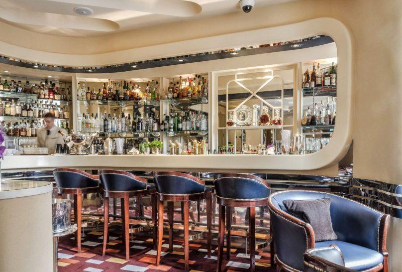American Bar at Savoy Hotel London