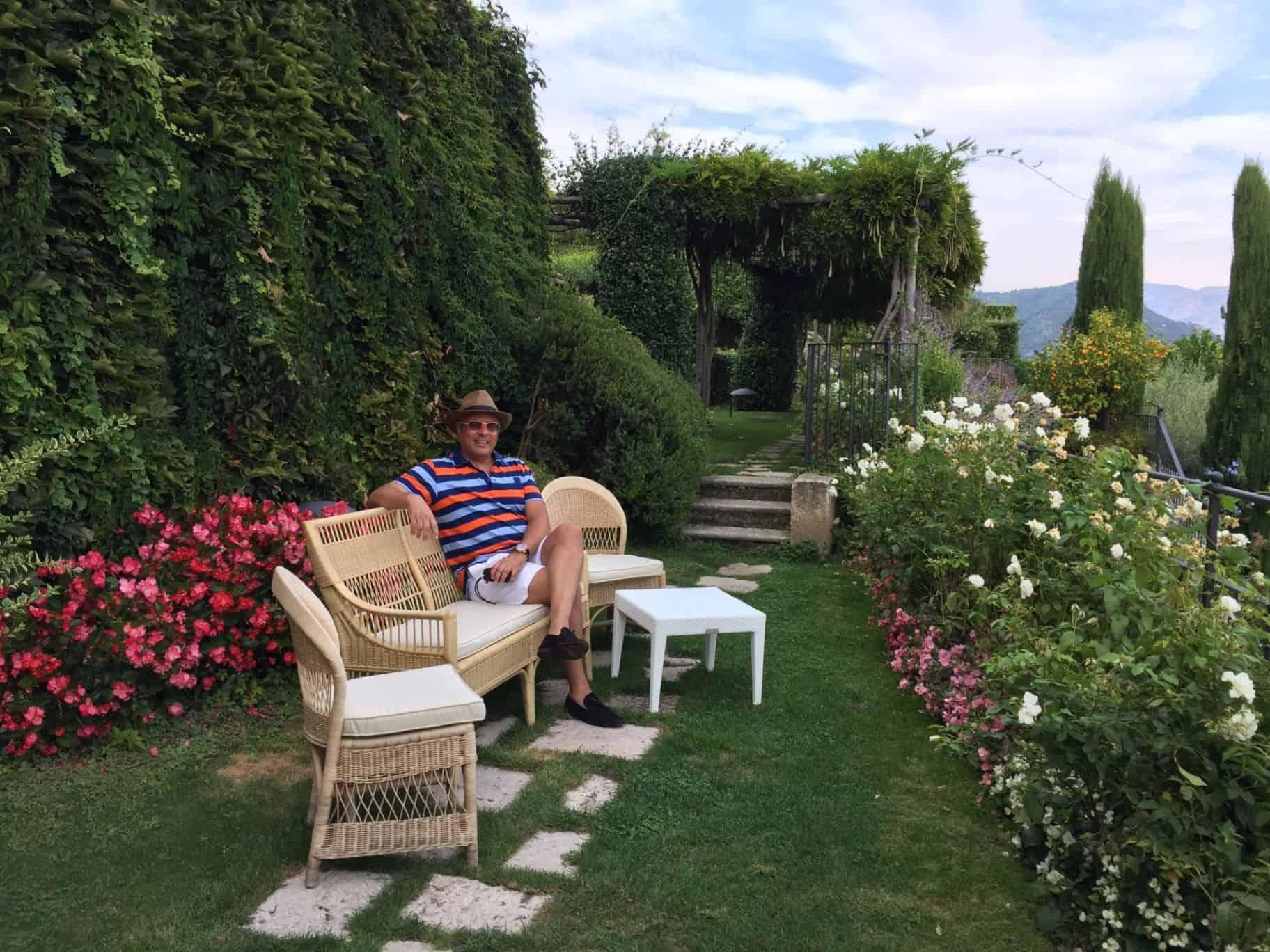 Belmond Hotel Caruso Gardens