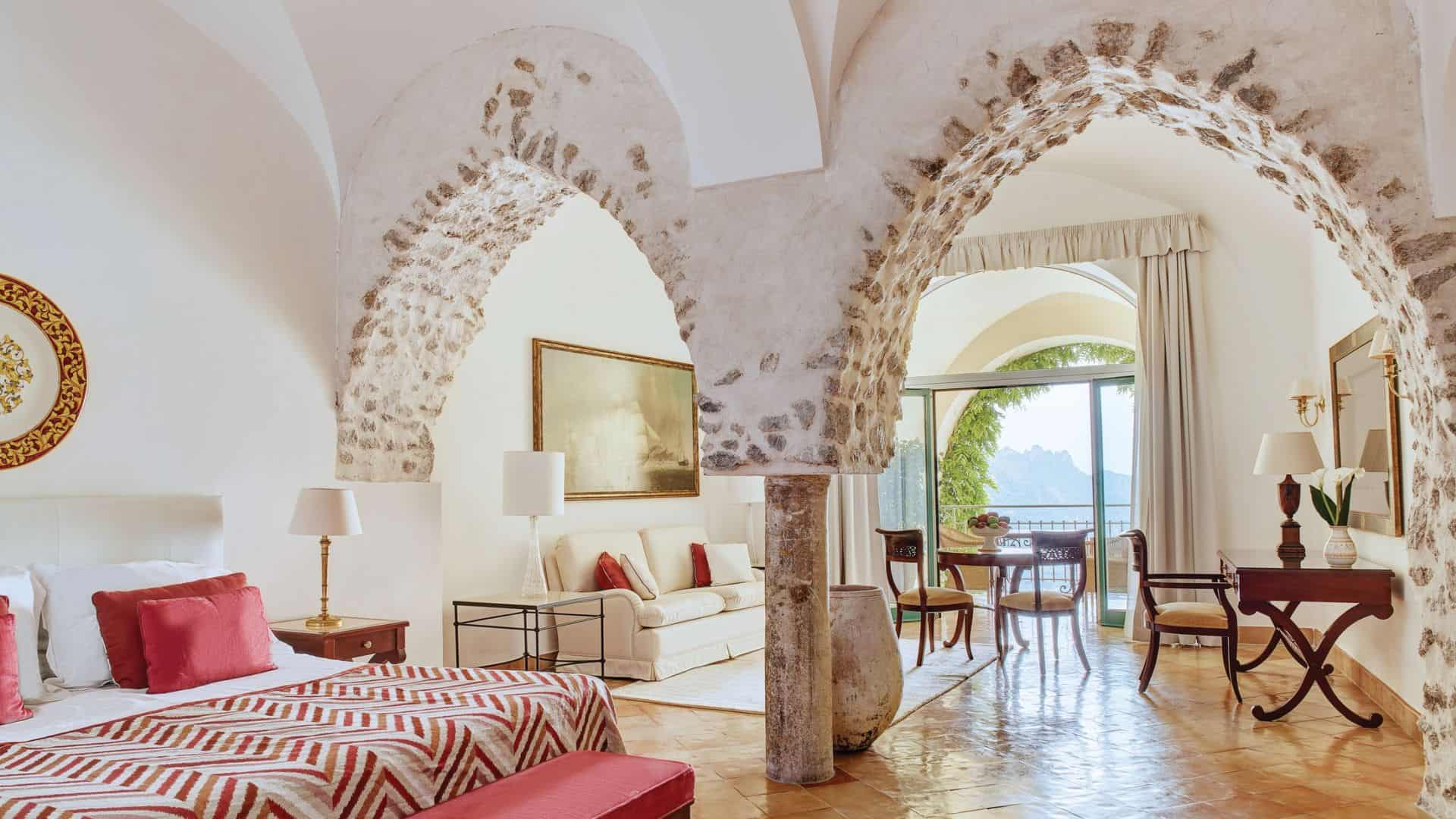 Belmond Hotel Caruso Suite