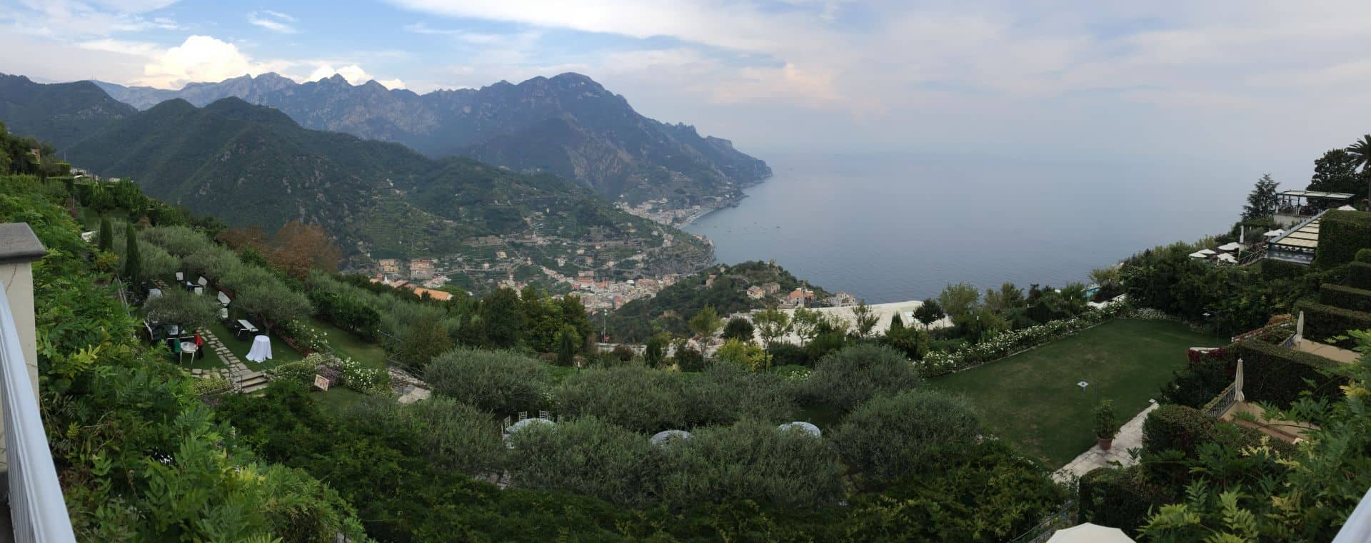Belmond Hotel Caruso Views