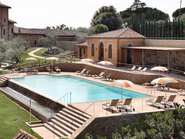 Borgo dei Conti Resort Outdoor Pool View