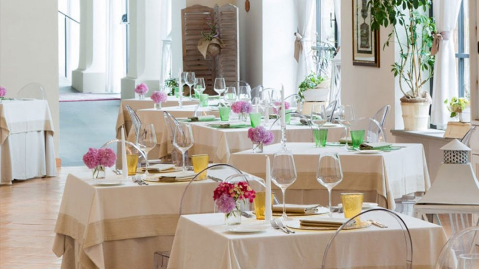 Borgo dei Conti Resort Restaurant La Limonaia