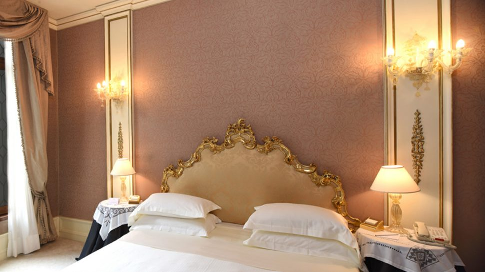 Ca'Sagredo Hotel Deluxe Suite Side Grand Canal