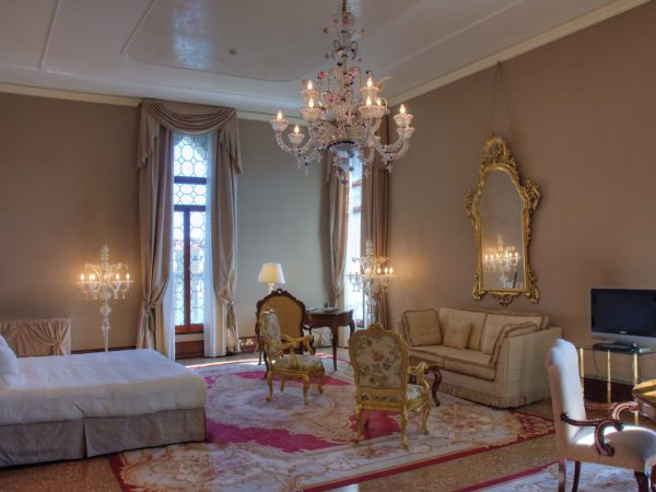 Ca'Sagredo Hotel Grand Canal Panoramic Suite