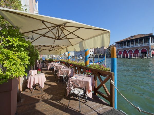 Ca'Sagredo Hotel Grand Canal Restaurant