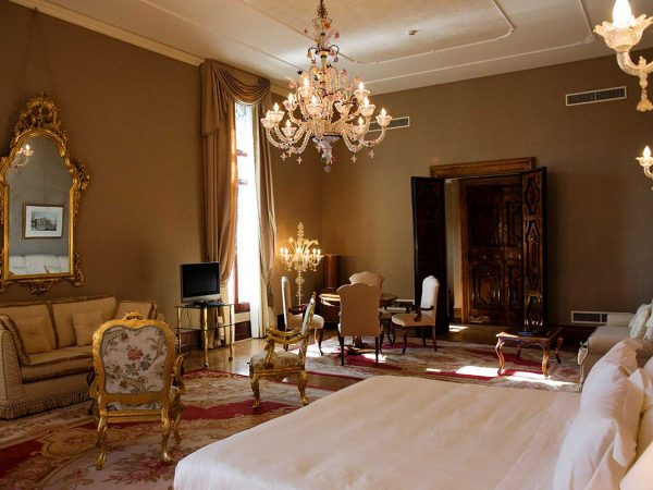 Ca'Sagredo Hotel Grand Canal Suite Grand Suite