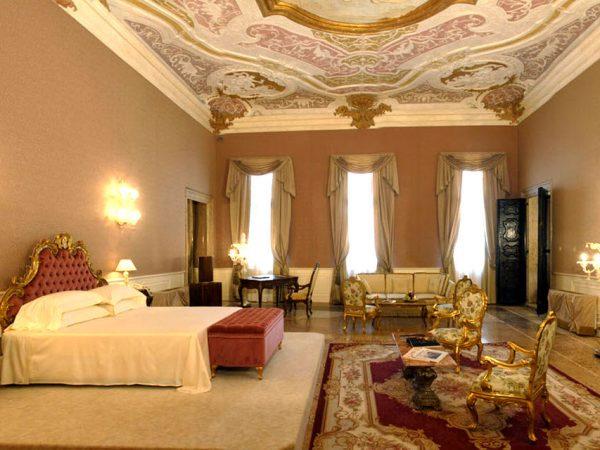 Ca'Sagredo Hotel Heritage Suite Sebastiano Ricci Suite